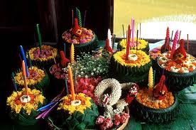 Festival Of Lights Thailand Top 5 Best Places In Thailand To Celebrate Loy Krathong Festival