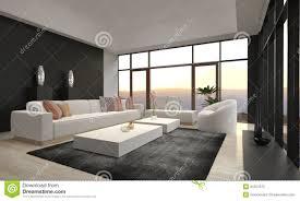 chambre architecte architecture dintrieur salon moderne