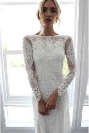 wedding dress korea inca grace lace