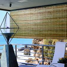 Roll Up Patio Screen by 36 X 72 Laguna Natural Roll Up Walmart Com
