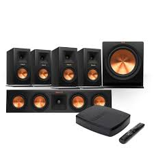 Crutchfield Audio Equipment Klipsch Reference Premiere Hd Wireless 5 1 System Garage Sale