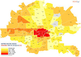 Harris County Zip Code Map by The Least U0026 Most Expensive Houston Zip Codes For Renters Houston
