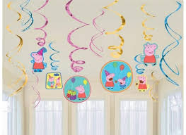 peppa pig decorations peppa pig party supplies sweet pea