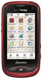 amazon com pantech hotshot verizon wireless cell phones