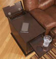 side table for recliner chair power chair side end table furniture stores chicago furniture