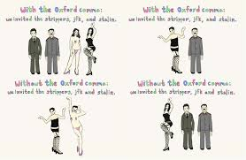 Oxford Comma Meme - oxford comma is not a fix all ambiguity remover album on imgur