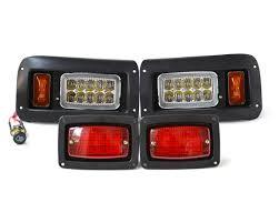 picking the best golf cart light kit