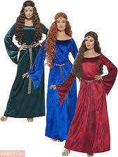 womens medieval dress ebay