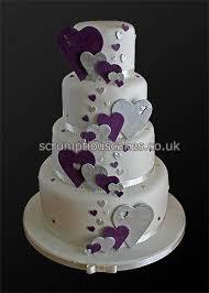 the 25 best purple wedding cakes ideas on pinterest purple