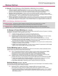 Sample Resume Format For Marketing Executive by Resume Samples U0026 Examples Brightside Resumes