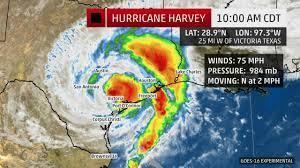 Weather Channel Radar San Antonio Texas Harvey Slams Texas Us Defense Watch
