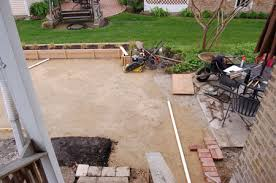 Gravel For Patio Base Hardscaping The Yard Part 2 U2013 Bungalow Chronicles