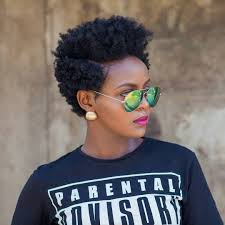 pinterest naturalhair photo sheila ndinda natural hair tapered cut short cuts