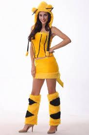 pikachu costume yellow pikachu costume animal costumes for women animal