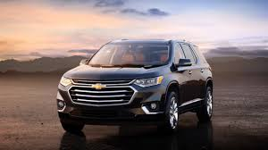 chevy vehicles 2016 2018 traverse mid size suv chevrolet