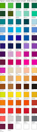Pantone Color Blue Fabric Color Chart