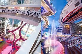 royal caribbean harmony of the seas harmony of the seas vs allure of the seas cruise critic