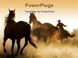 horse powerpoint templates casseh info