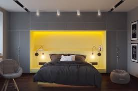 Bedroom Shades Five Shades Of Grey Bedroom Design Ideas Idesignarch Interior