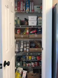 small kitchen pantry storage cabinet tips for organizing a small pantry