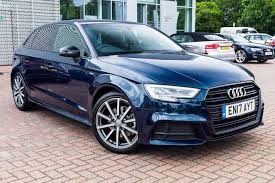 what is s line audi used audi a3 tfsi s line black edition 2017 for sale in