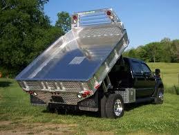 Used Dump Truck Beds Aluminum Truck Beds By Bull Head Dump Bed The Aluminum Truck