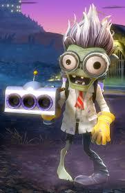 scientist plants zombies wiki fandom powered wikia