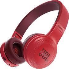 Headset Bluetooth Samsung Ch bluetooth皰 kopfh禧rer jbl harman e45bt on ear faltbar headset rot kaufen