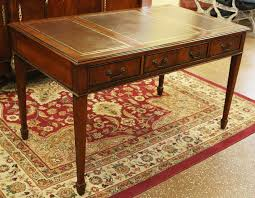 Antique Writing Table Antique Desks And Library Tables