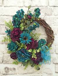 spring wreaths for front door best 25 floral wreaths ideas on pinterest floral wreath spring