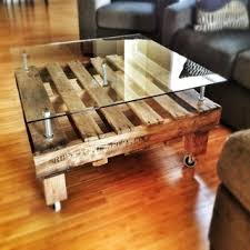Wooden Pallet Coffee Table Pallet Coffee Tables Lighthawkmusic Com