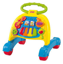 Little Tikes Activity Garden Rock N Spin by Amazon Com Fisher Price Brilliant Basics Musical Activity Walker