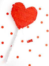 heart lollipop diy heart lollipop piñata for valentines day bespoke