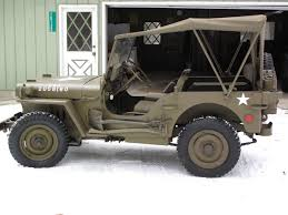 military jeep side view ww2 jeeps for sale world war 2 military vehicles for sale