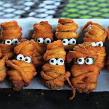 25 must try scary appetizers for your halloween potluck brit co