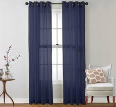 Walmart Navy Blue Curtains by Navy Curtains Favorite Sheer Navy And White Curtains Great Navy