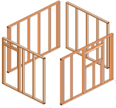 how to build a storage shed the floor and wall frames