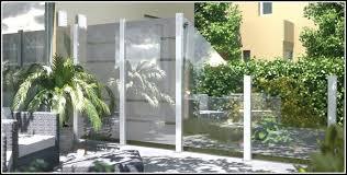 windschutz balkon plexiglas windschutz für terrasse aus plexiglas terrasse house und dekor