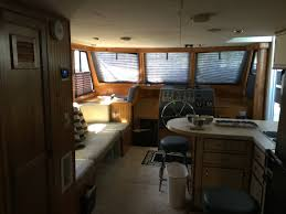 1995 gibson 37 ft sport series house boat for sale tn see www