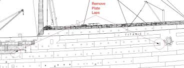 Titanic Deck Chair Plans Free by Titanic Cad Plans