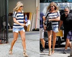 44 Years Old by Jennifer Aniston Photos Celebrities Wearing Short Shorts
