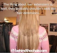 Hair Extension Meme - checking a co stylists work 10 commandments hair extensions and