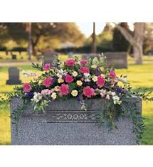 cemetery flowers monument memorial flowers in dayton oh furst the florist