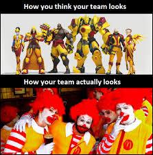 Meme Team - florida mayhem dream team or meme team overwatch memes