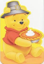 thanksgiving greetings winnie the pooh thanksgiving blessings