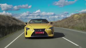lexus lc 500 convertible 2018 2018 lexus lc 500 and lc 500h youtube
