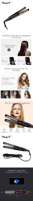how to make flicks with a hair straightener the 25 best hair straightener curls ideas on pinterest