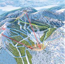 Steamboat Trail Map Whitefish Mtn Resort Mt Trail Map Webcams