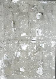 Cowhide Patchwork Rugs In Contemporary Home Decor Modern by White Acid Silver Natural Cowhide Rug From The Cowhide Rugs