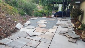 Cheap Patio Designs Flagstone Patio You Can Add Garden Patio Stones You Can Add